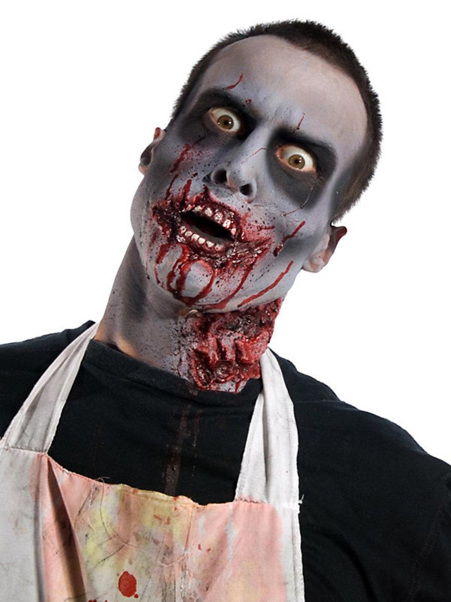 Zombie Blood Fest Makeup Kit