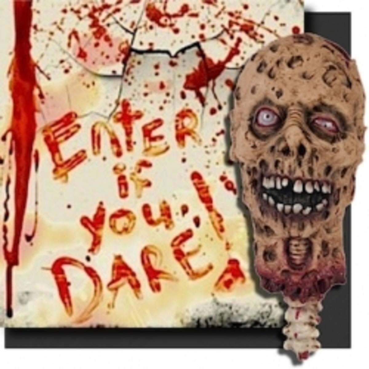 The Dark Side of Halloween: Disgusting Halloween Props