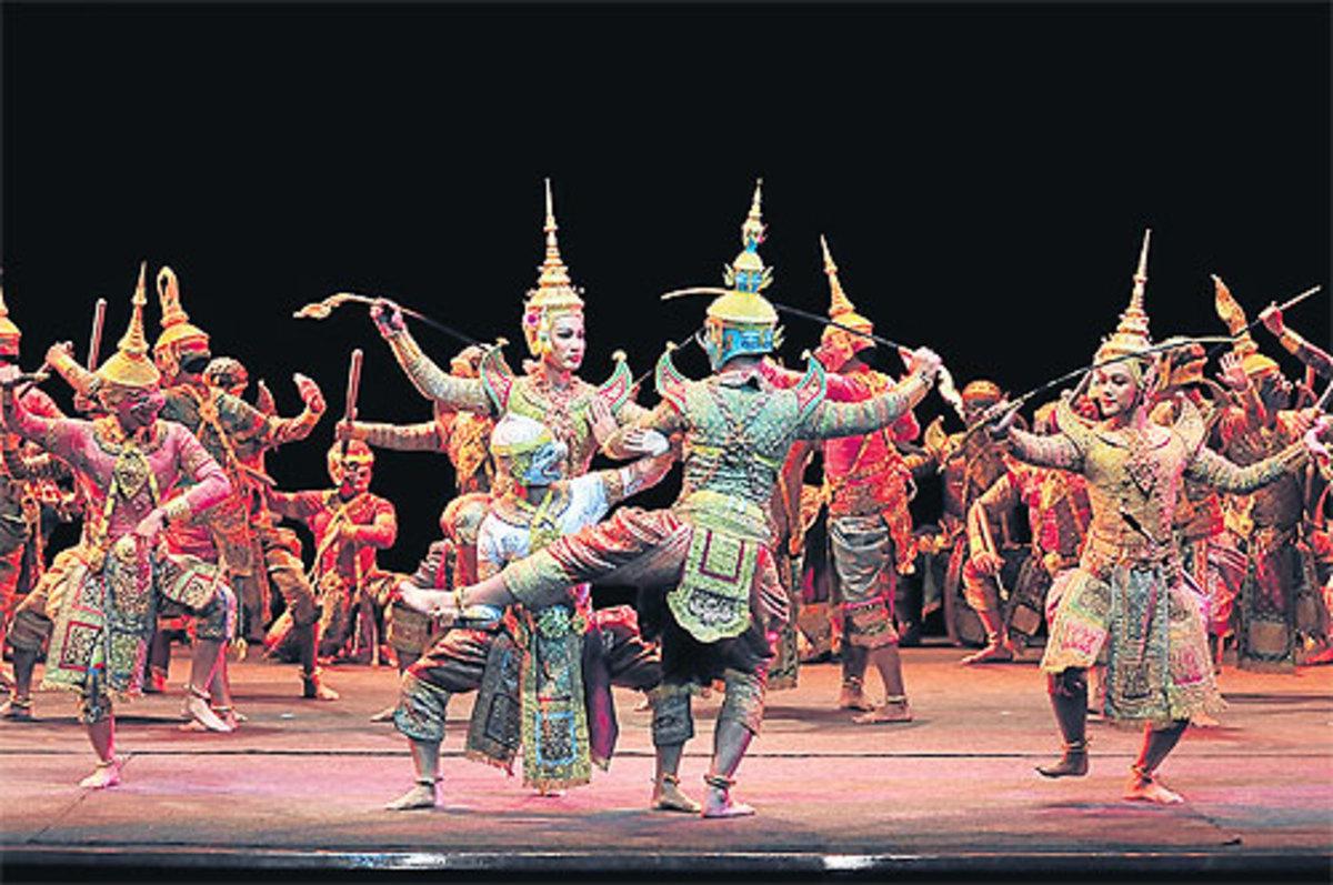 Thailand's Khon Dance