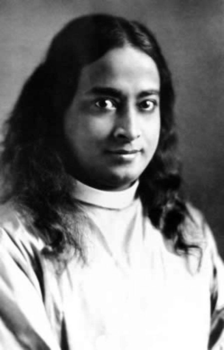 Yogananda in 1924.