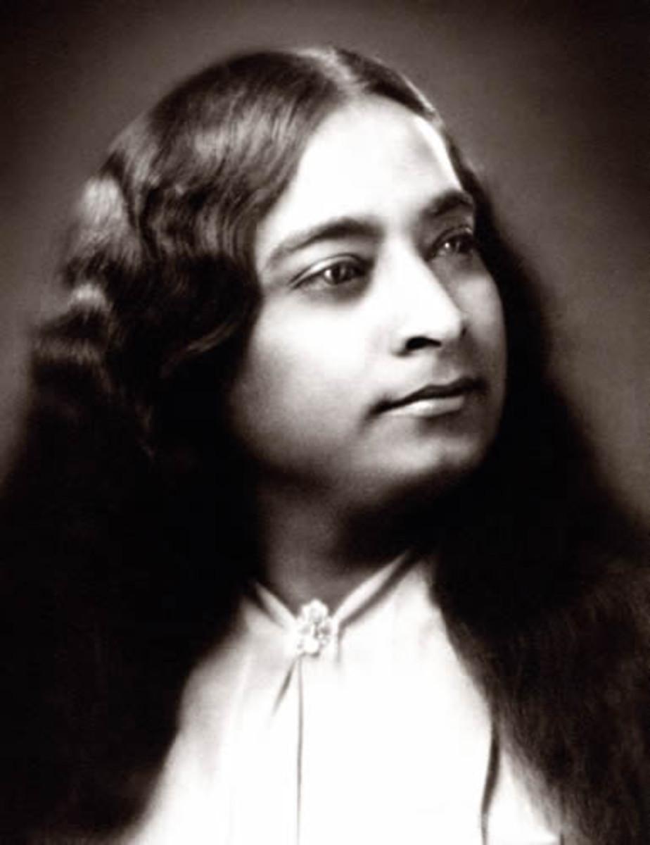 Yogananda in 1926.