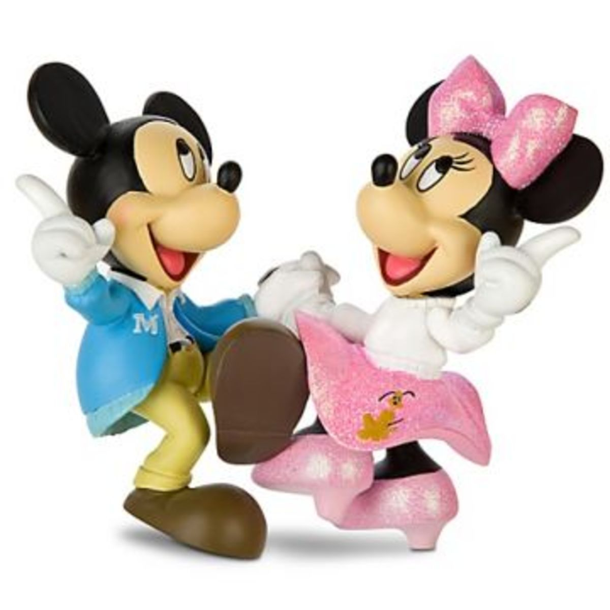 Even Mickey and Minnie can't resist the Jitterbug