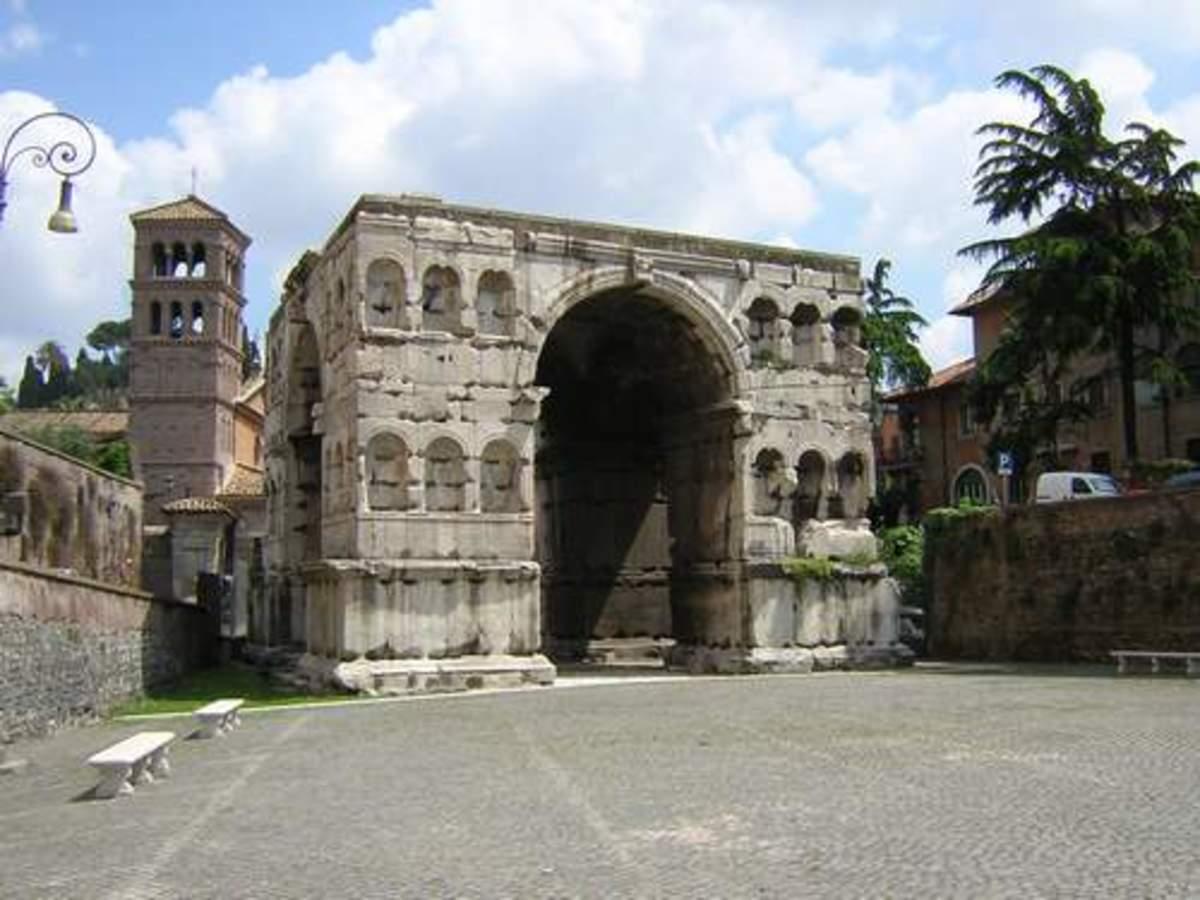 The Arch of Janus: Janus Quadrifrons in Rome