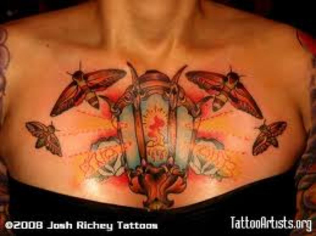 lantern tattoos and designs lantern tattoo meanings and ideas lantern tattoo pictures hubpages. Black Bedroom Furniture Sets. Home Design Ideas