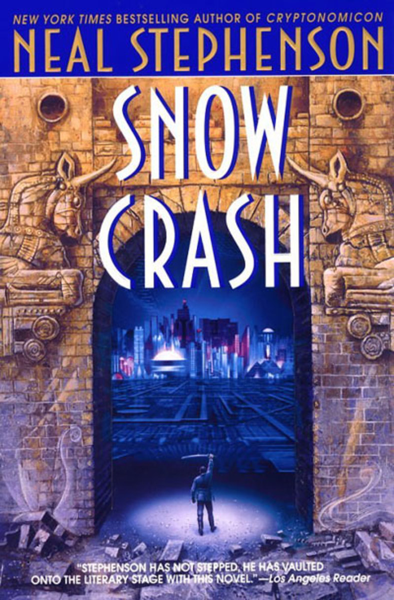Snow Crash vs. Neuromancer: Dystopian Cyberpunk Battles It Out In Cyberspace