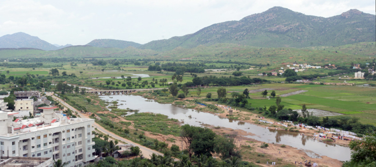 Chitravati: The painful story of pollution of a holy river