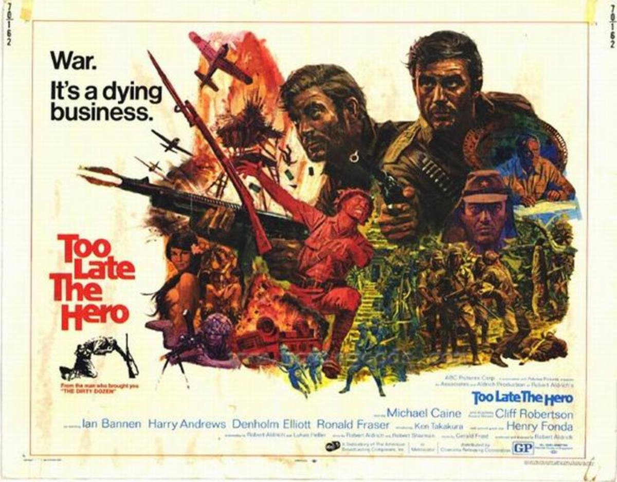 Too Late the Hero (1969)
