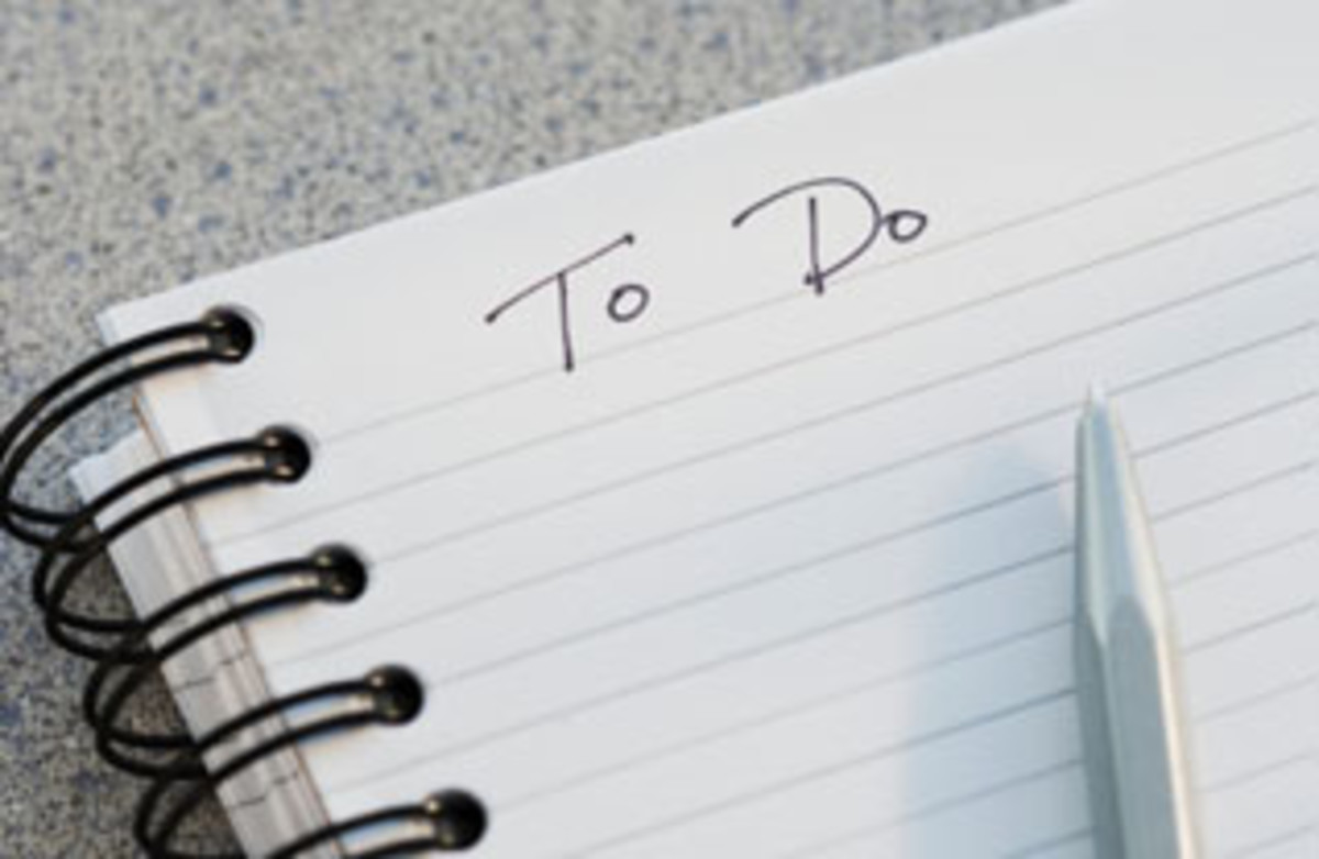 How to Make a Useful To-Do List