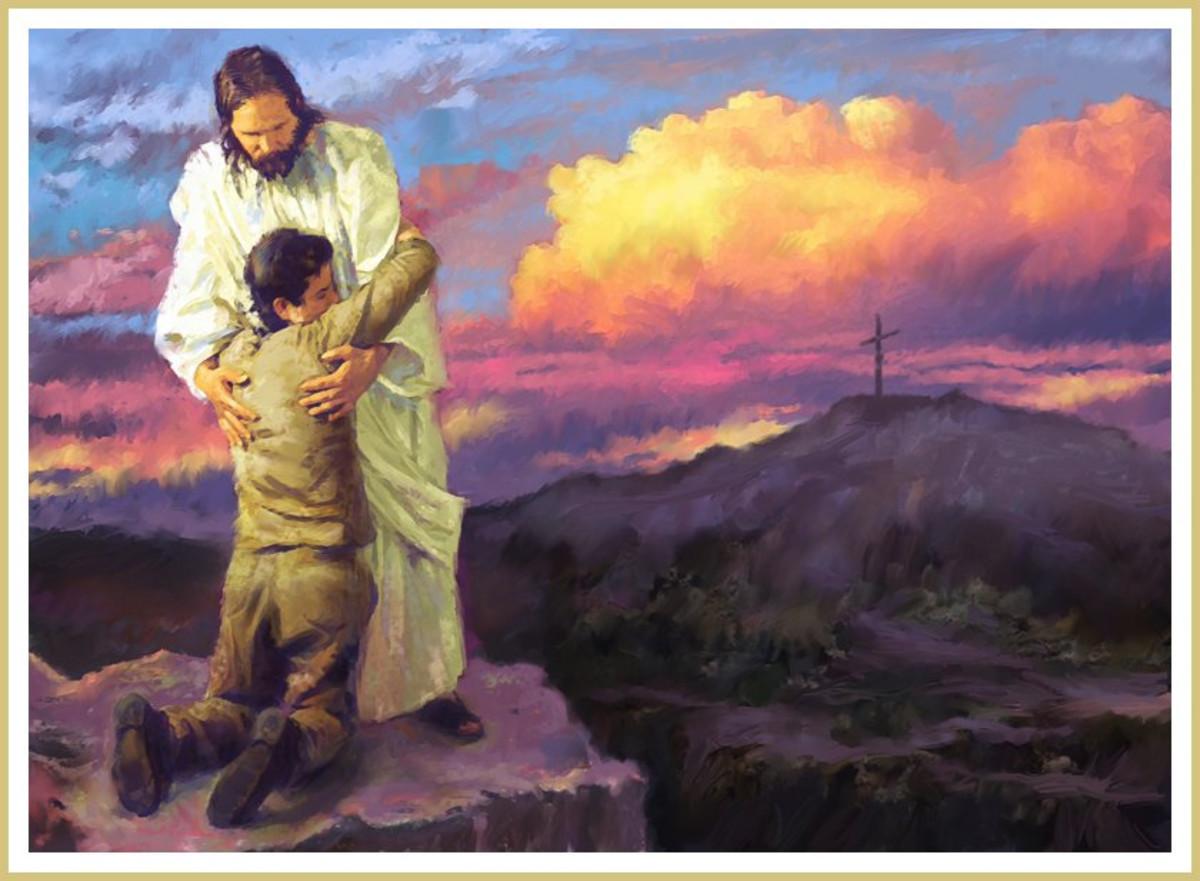 Put your faith in Jesus