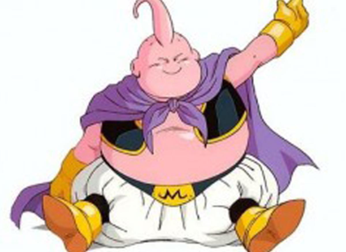 Fat Majin Buu