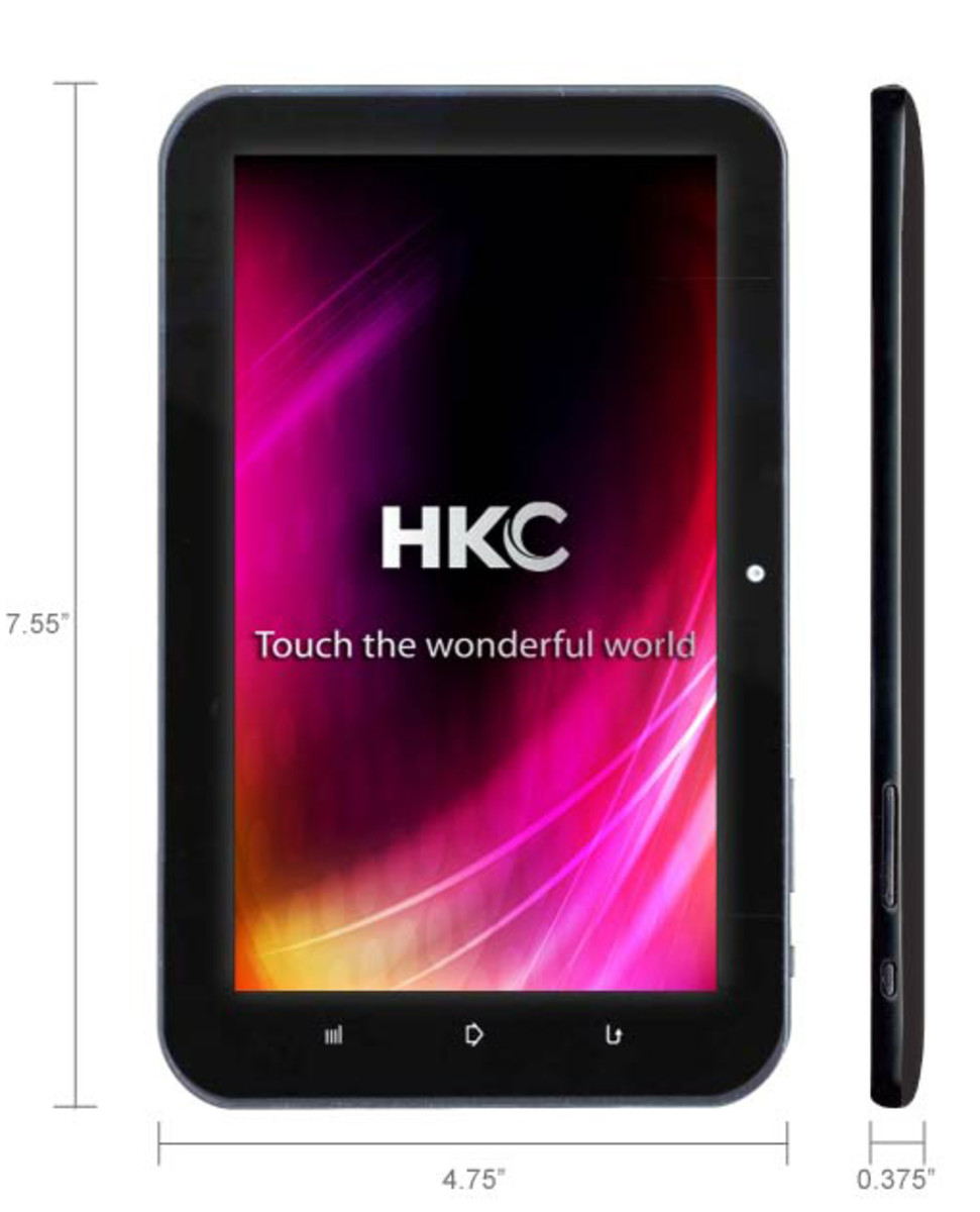 Updating the firmware on your HKC tablet can introduce new functionality to your device.
