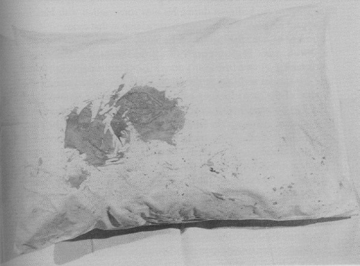 Marilyn's Pillow.