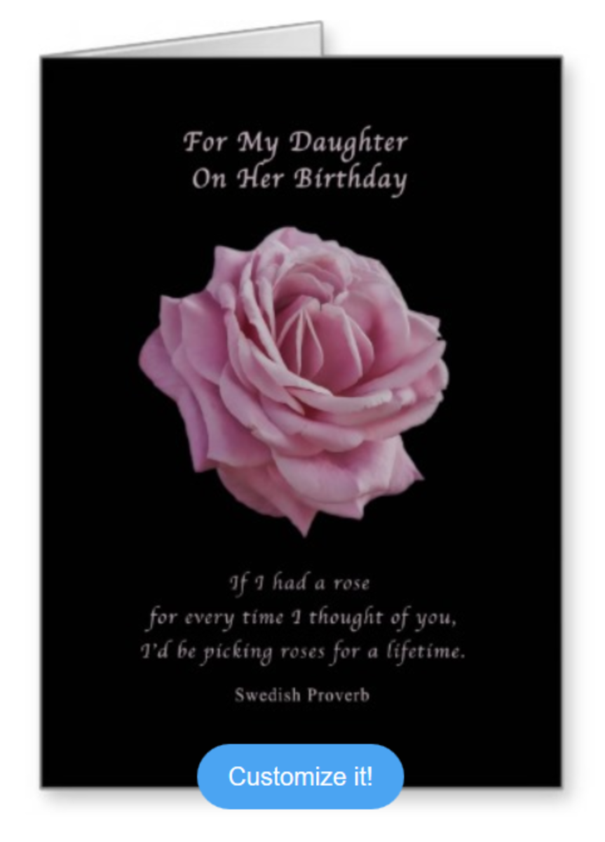 Click this link to see selection of cards.