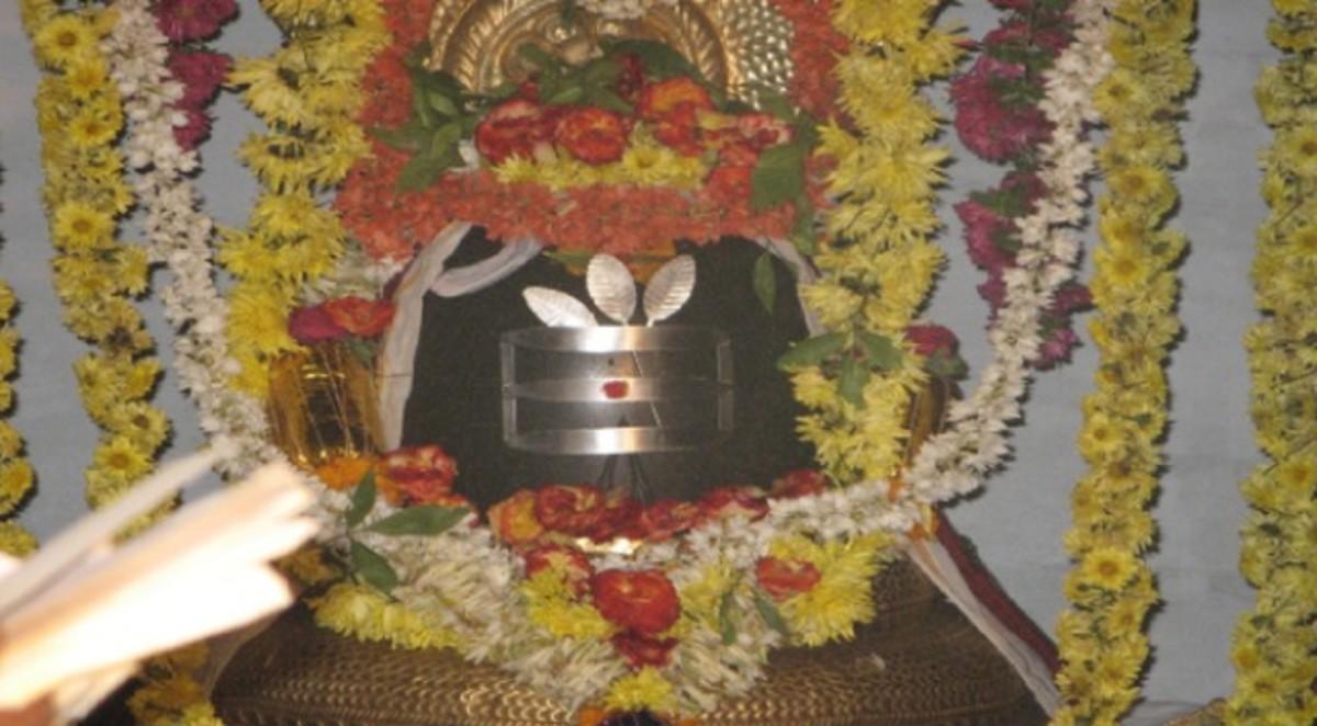 Historical Ravi Rameshwara Temple at H.D Kote