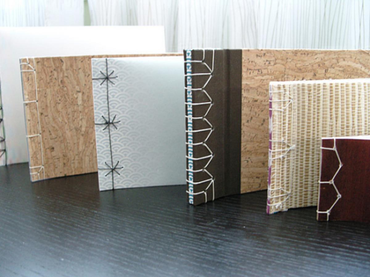 Diy Book Binding Book Binding