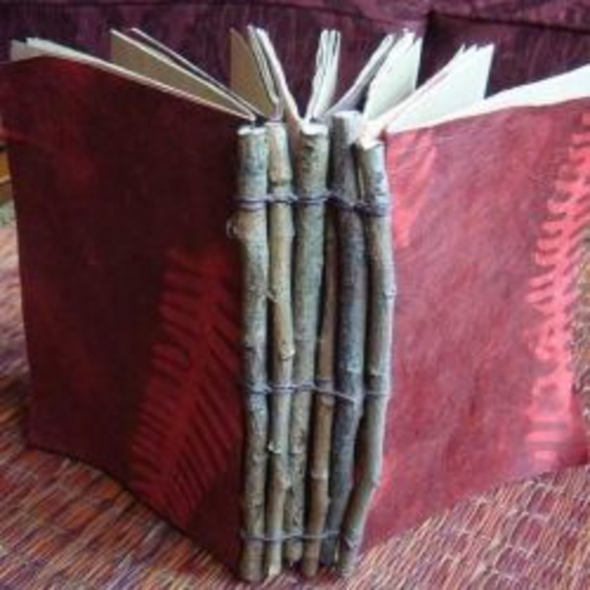 Creative ways to bind a book report