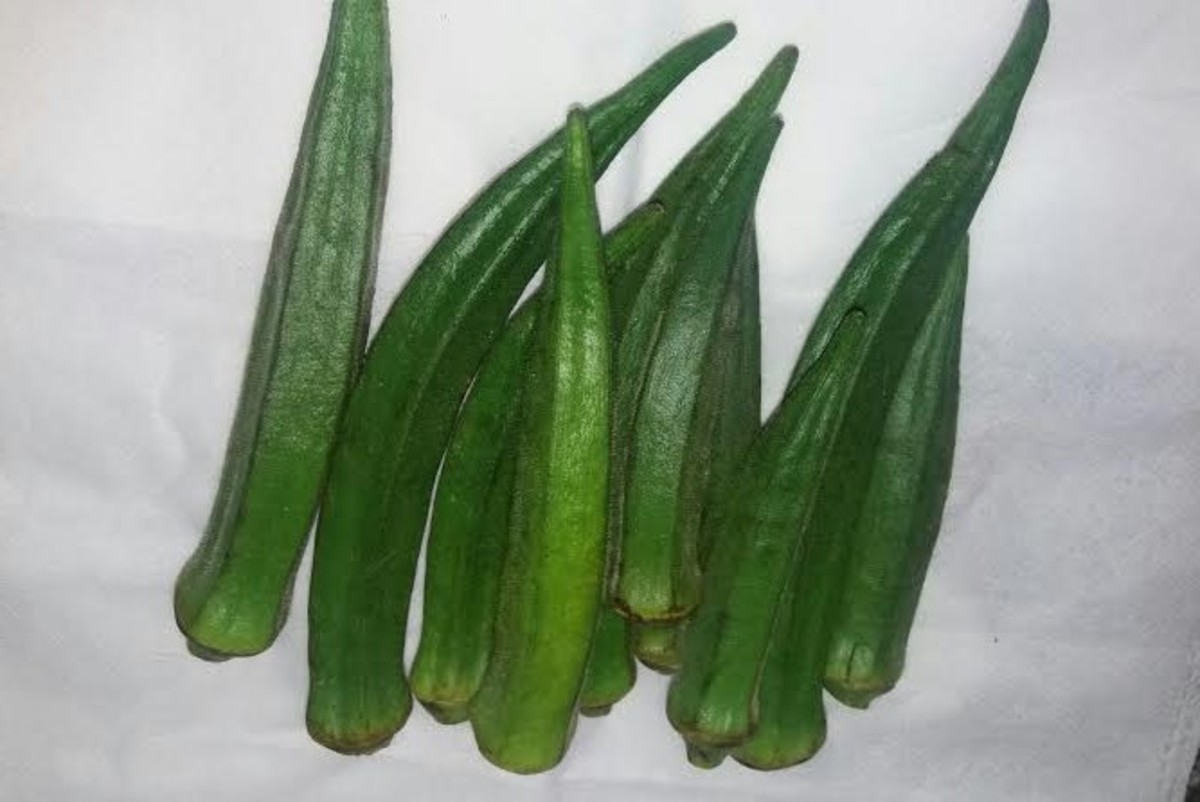 Benefits of Lady finger Vegetable