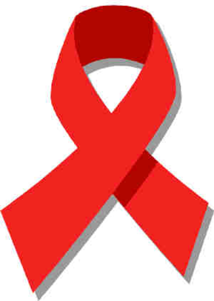 The Aids Ribbon
