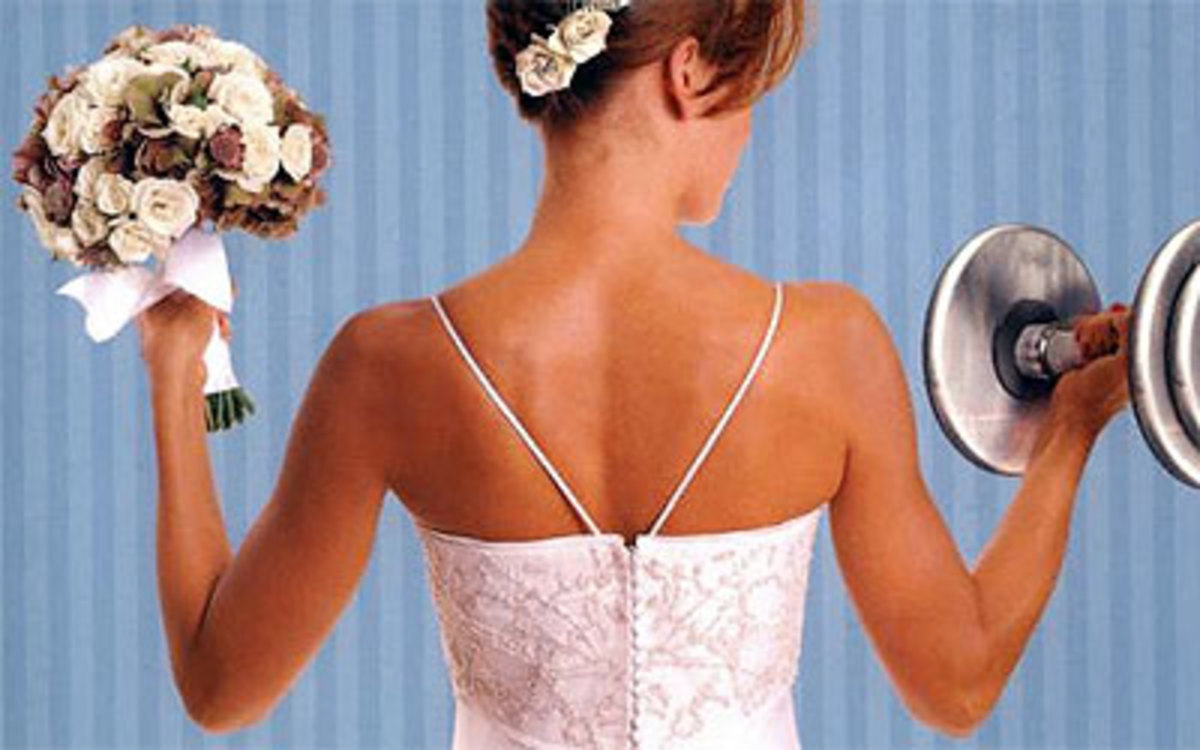 Wedding Diet Plan: How to Lose Weight for Your Wedding Fast | HubPages