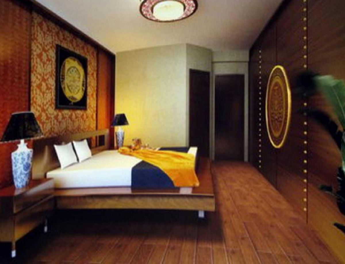 Modern Ethnic Bedroom Design Hubpages