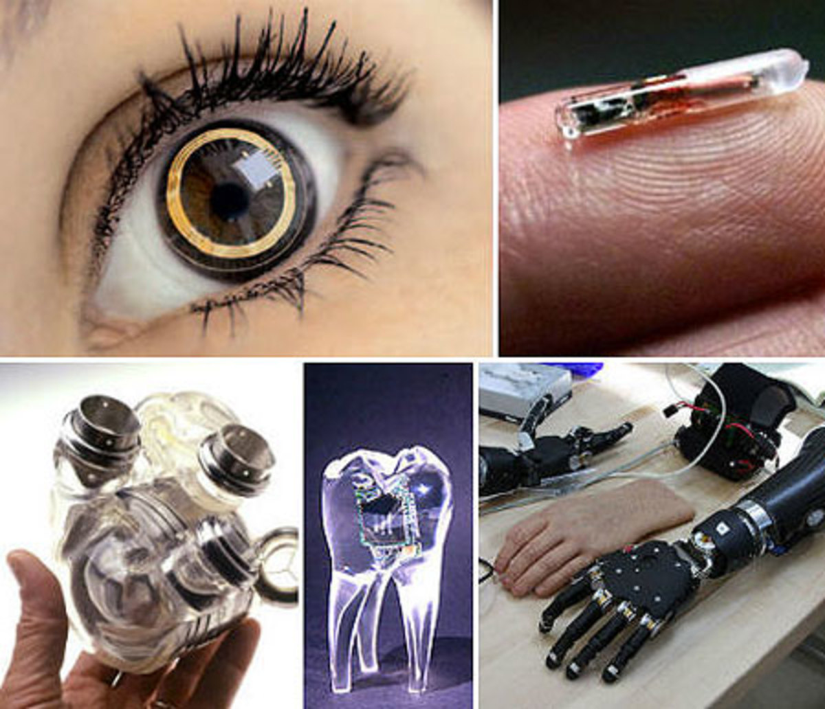 Technology of the future is going to bring bionics crashing into society, drastically changing day to day life.