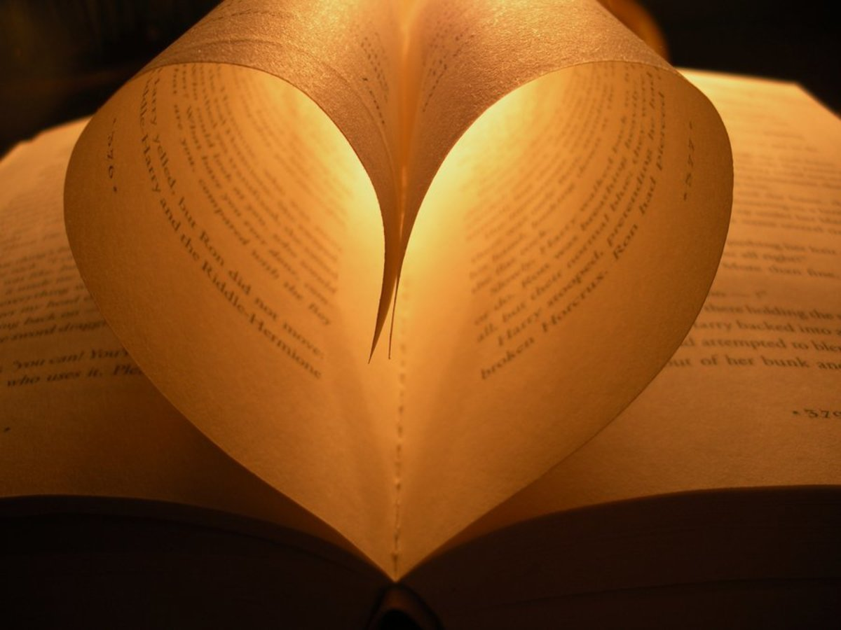 Love is one of the most common themes in literature.