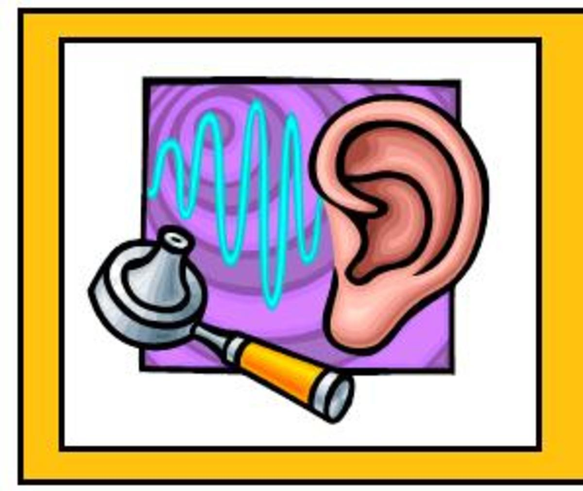 Tinnitus is the medical term for ringing in the ear.
