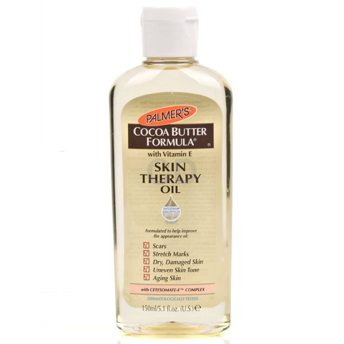 Palmers cocoa butter skin therapy oil acne scars