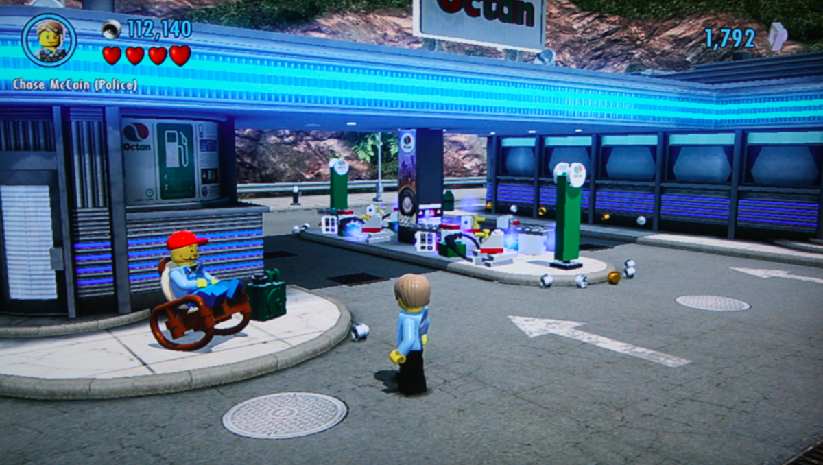 LEGO City Undercover walkthrough, Part Three: Some Assaults