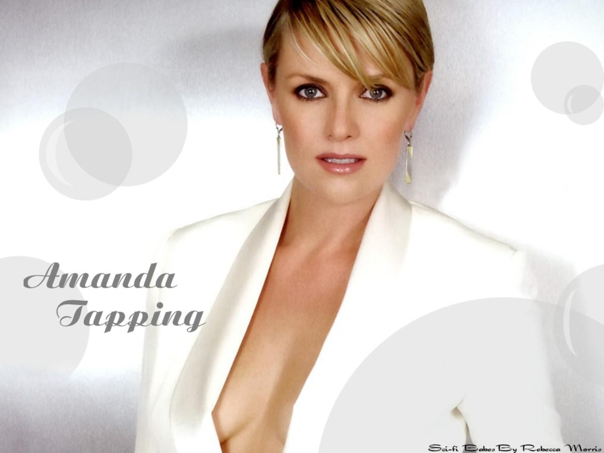 Stargate SG-1: Amanda Tapping - My Inspiration