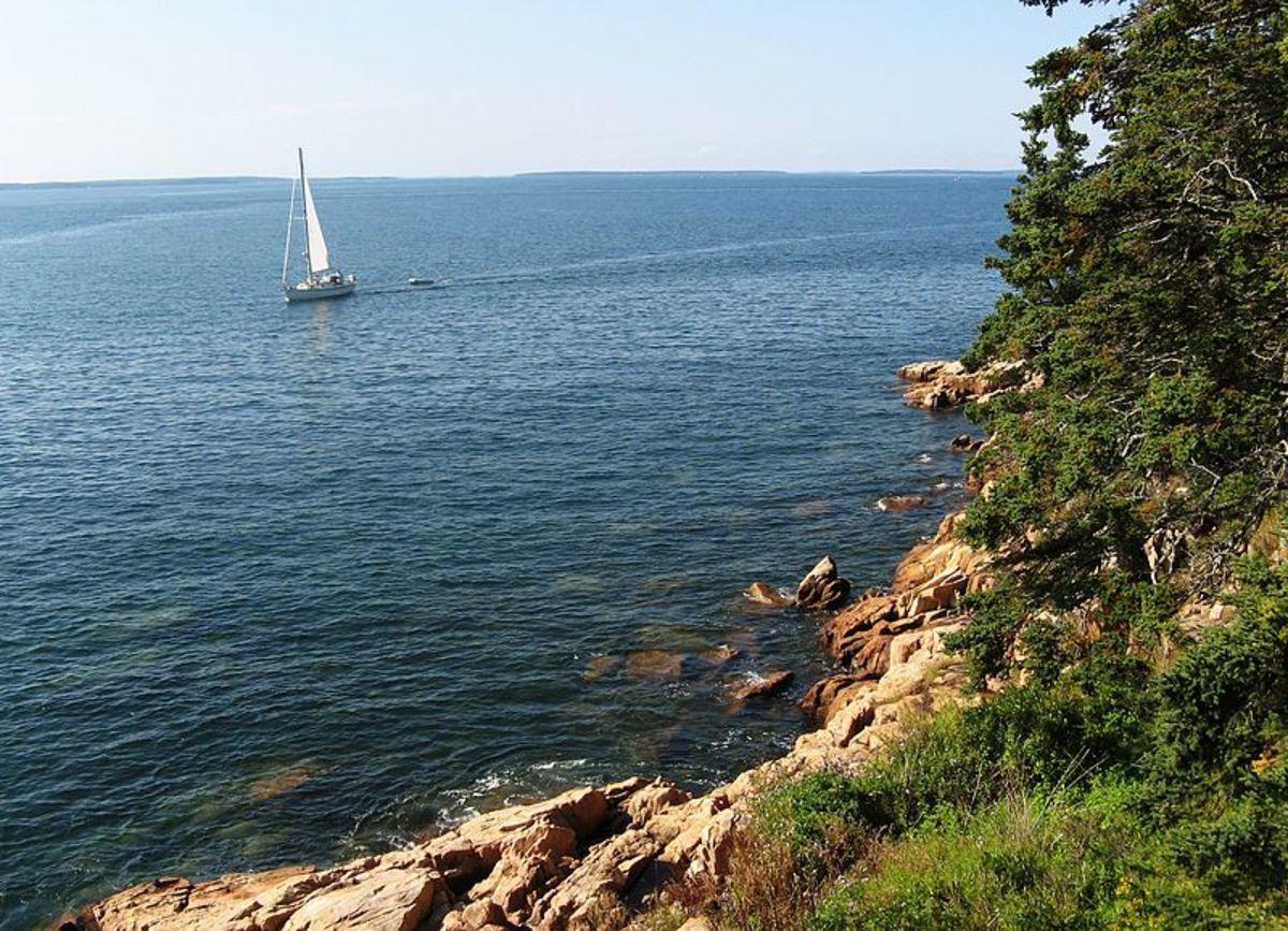 Ocean Point - a fiction short story