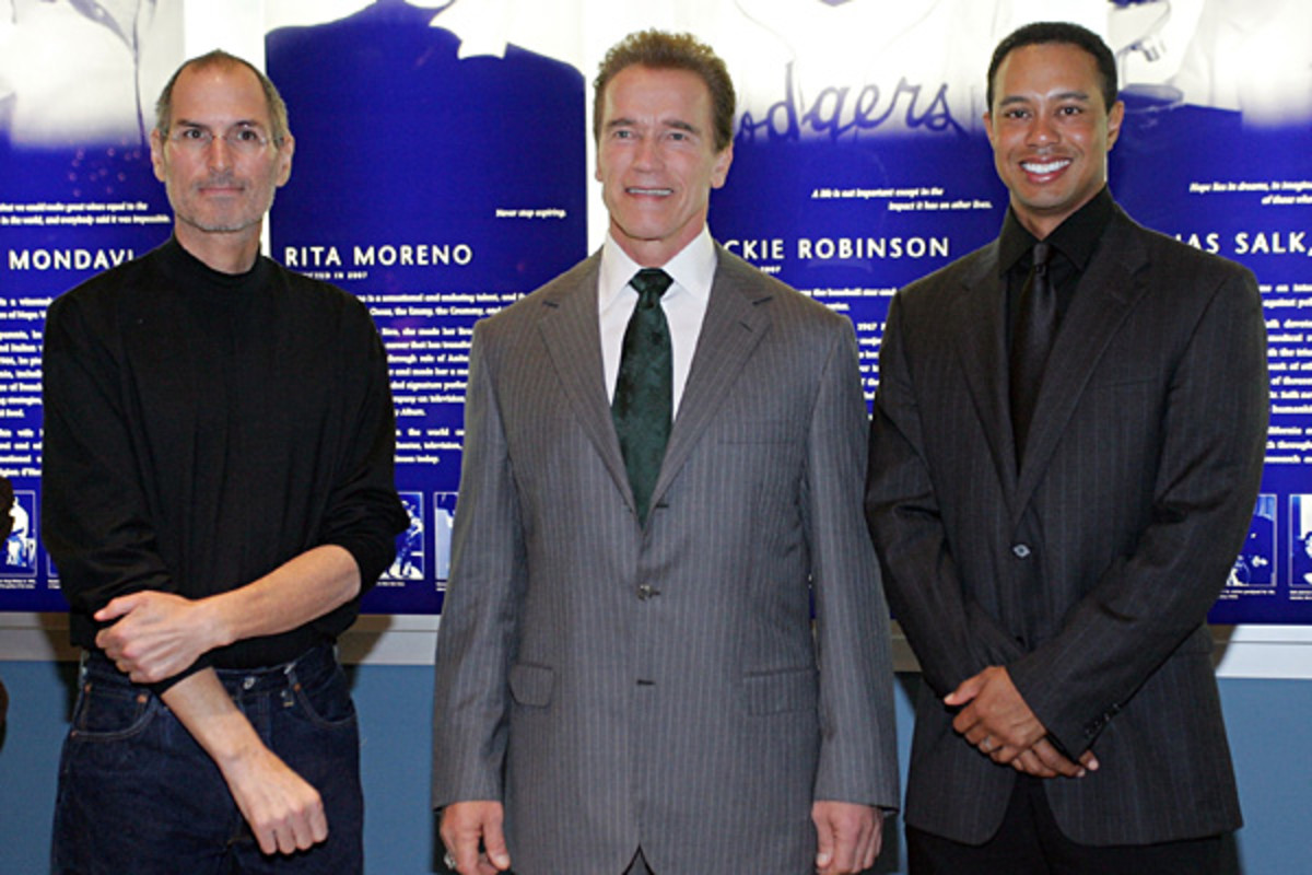 Jobs was inducted into the California Hall of Fame in 2007 for his unique innovations in technology