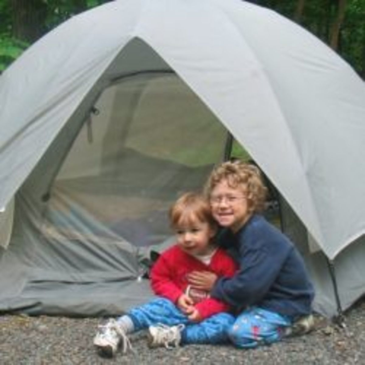 Pictures taken on several camping trips enjoyed over the years.