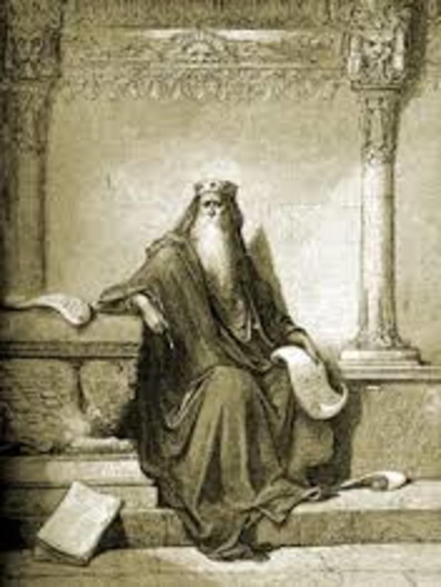 AN ECCLESIASTICAL SCHOLAR