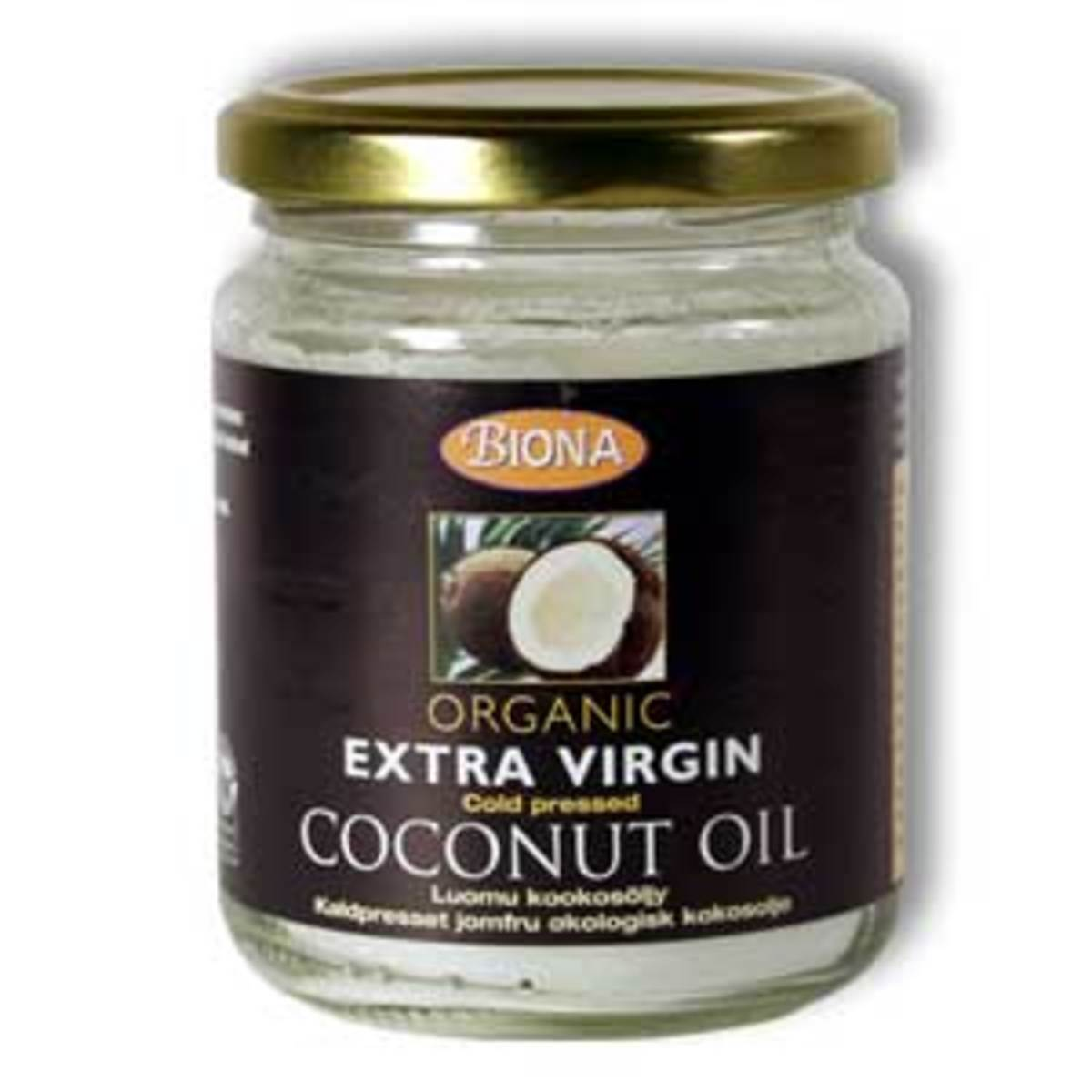 Any Virgin Coconut Oil - refined with no hydrogenated fats - is acceptable.