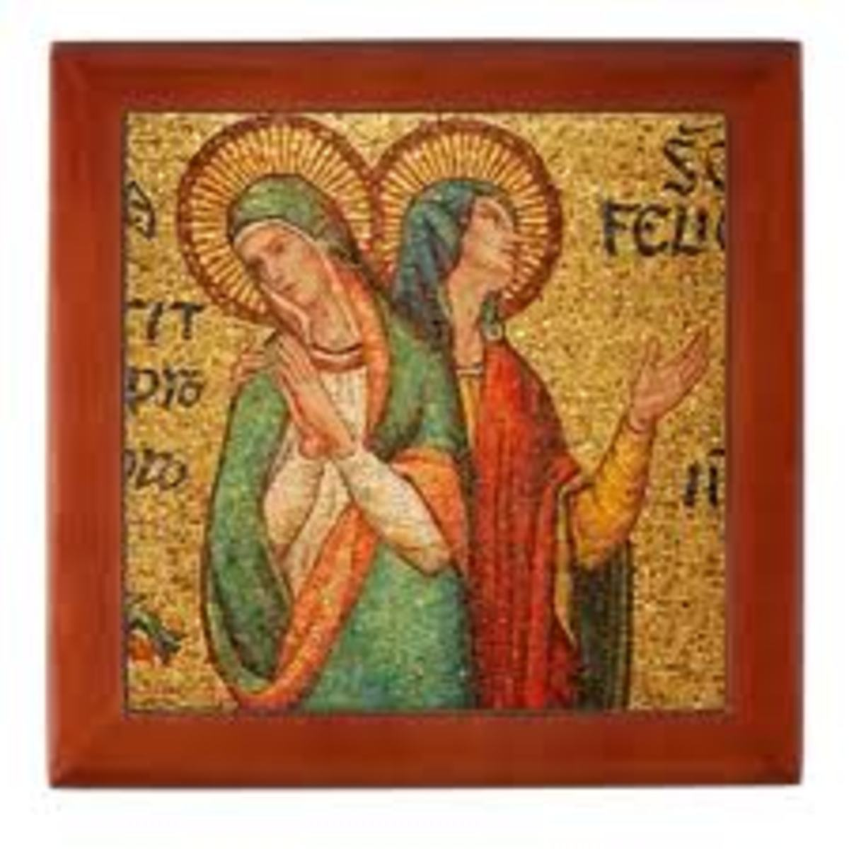 A Summary of the Passion of Saint Perpetua and Felicity