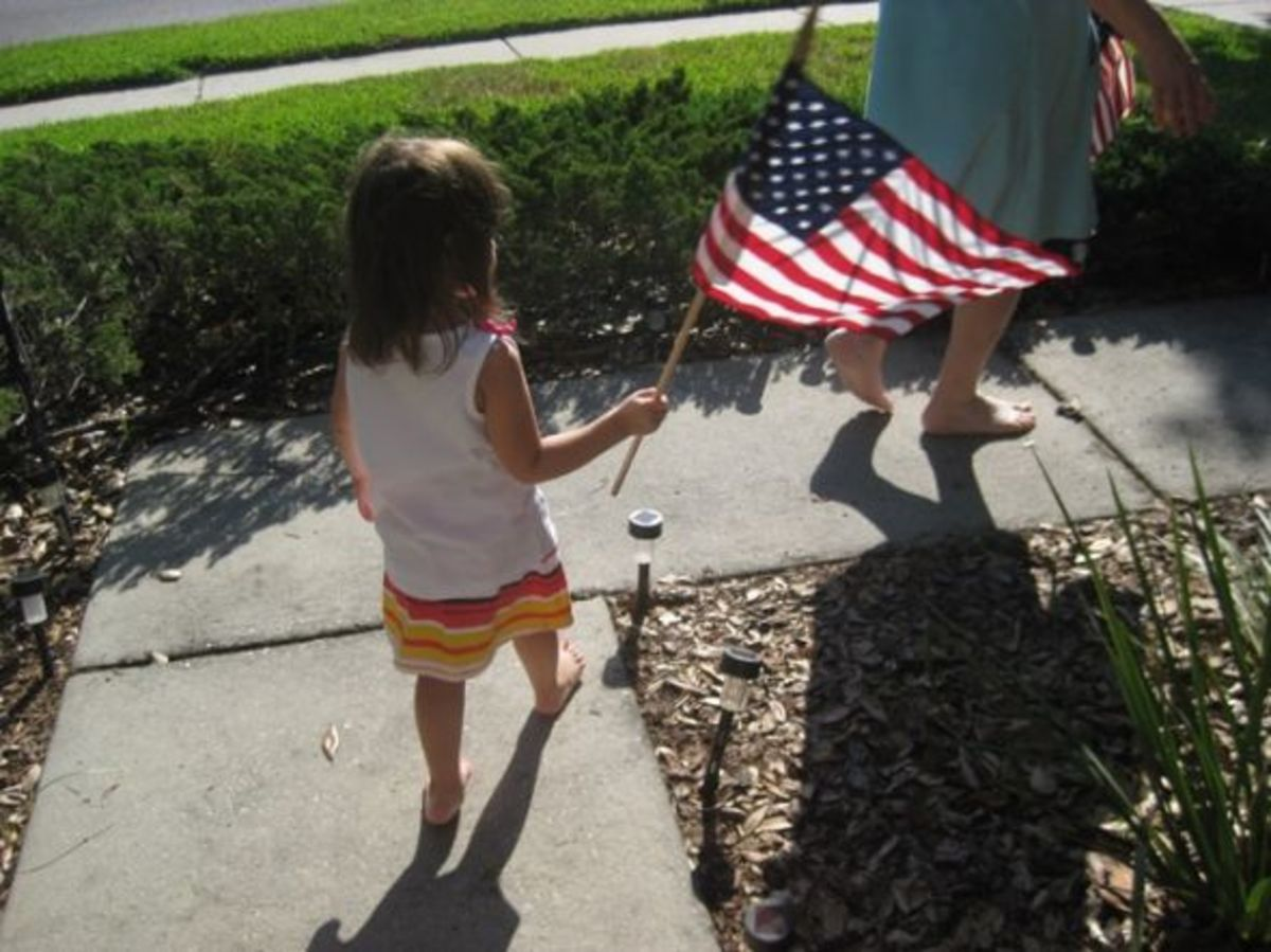 decorating with red white and blue for memorial day crafts for kids