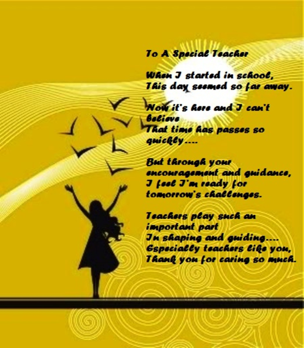 Teachers Day Card Messages Appreciation Quotes Poems Pictures