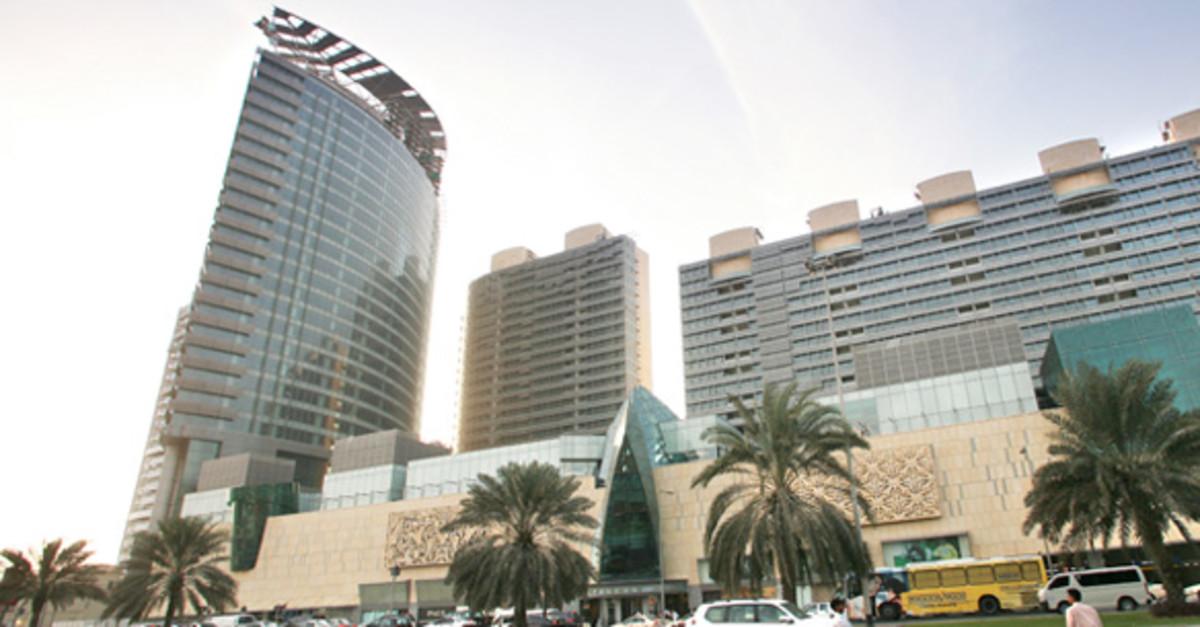 Burjumann Mall, Dubai