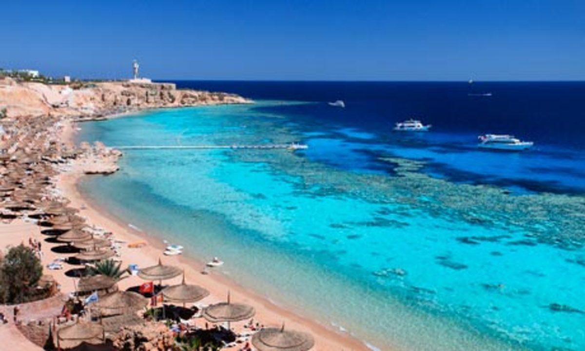 Skimpy Bikinis in  Sharm Al Sheikh