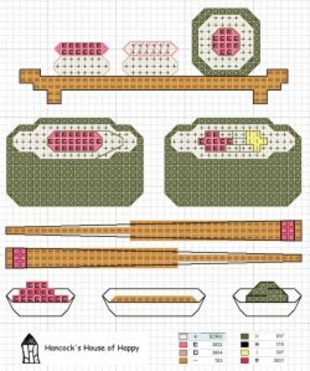 Super Sushi Sampler