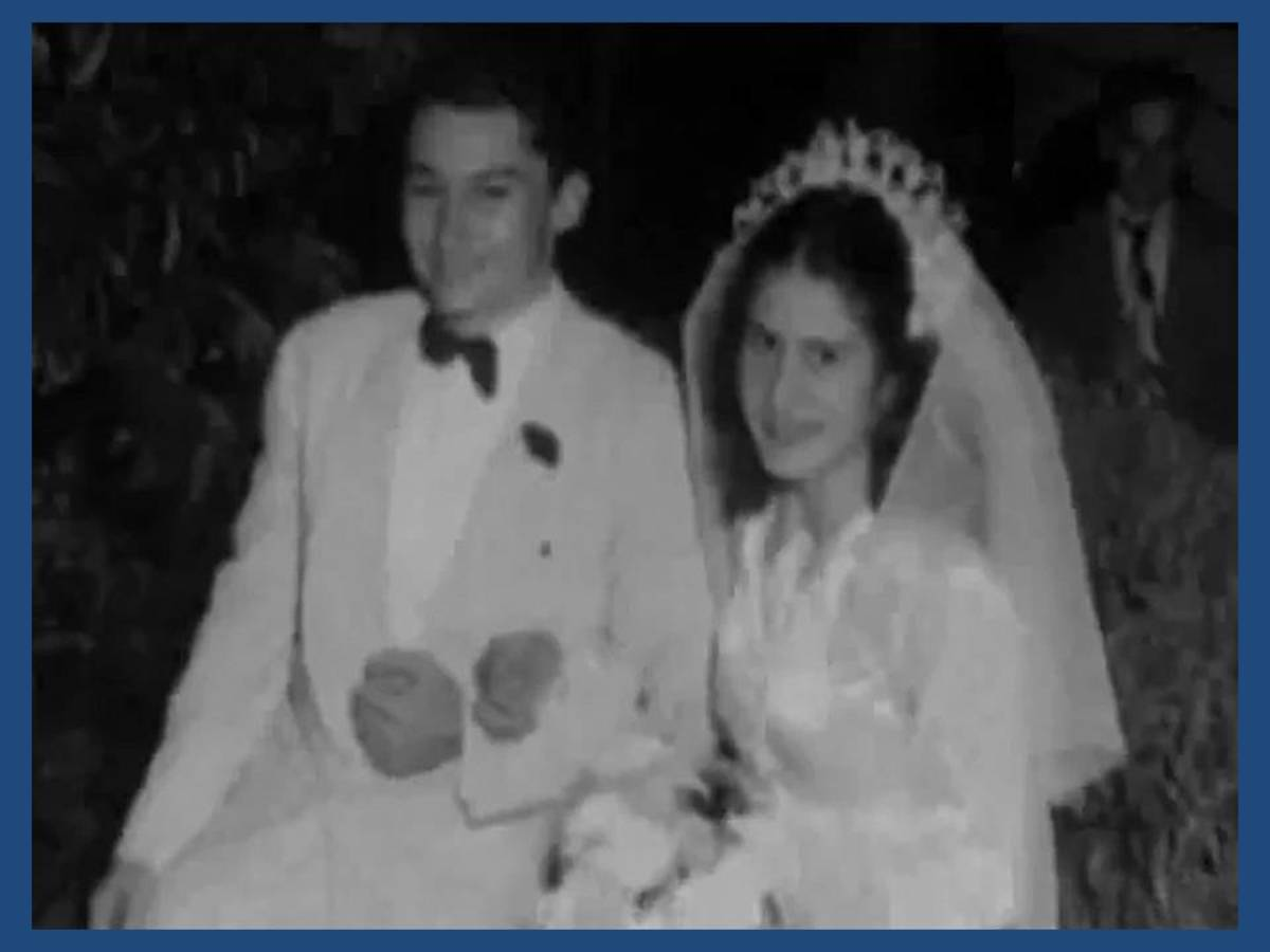 Carmen Delia Talavera and José Joaquín Ávila Portalatín (Yiye)