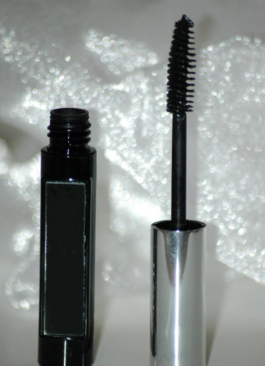 Homemade Mascara Recipe