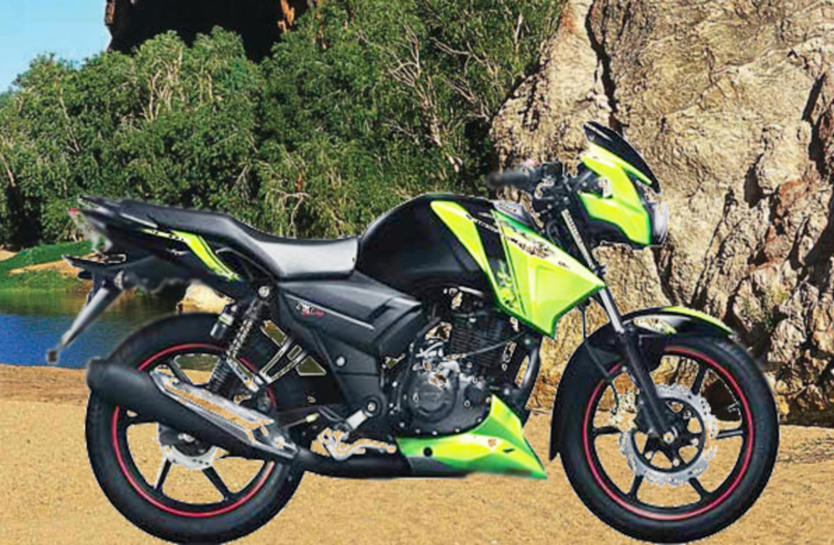 A Review of TVS Apache RTR 160