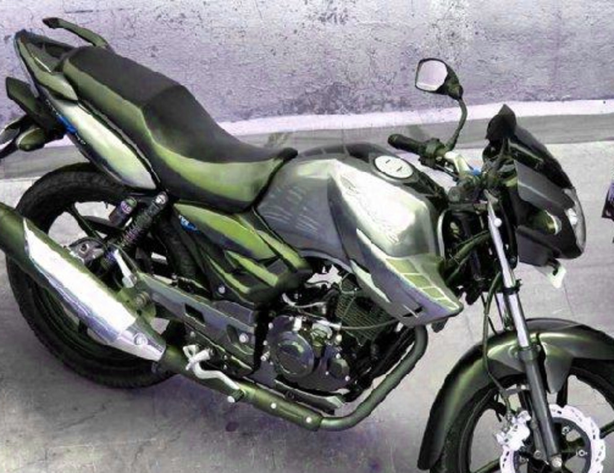 An Apache RTR
