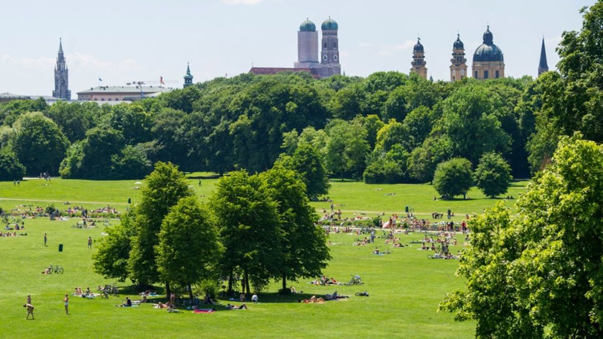 Ecotourism in Munich