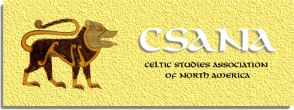 Celtic Study Association of North America (CSANA), a site of special sociological interest for our friends of Irish ancestry across the Pond