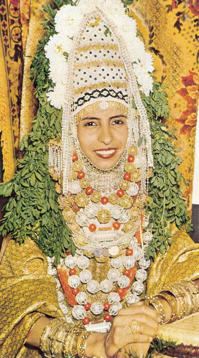 Modern Yemeni Jewish Bridal Headdress