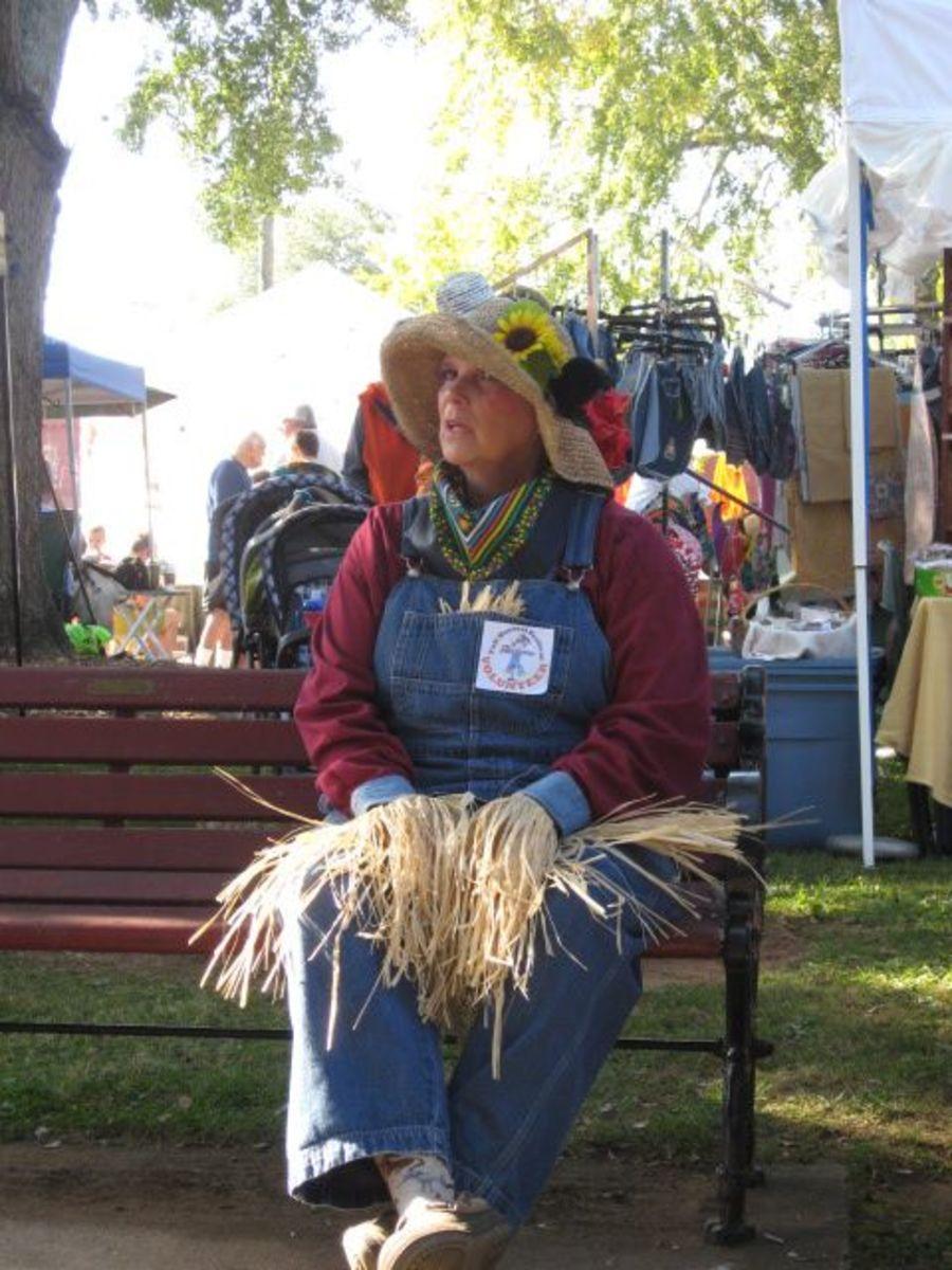 scarecrow - donna abercrombie