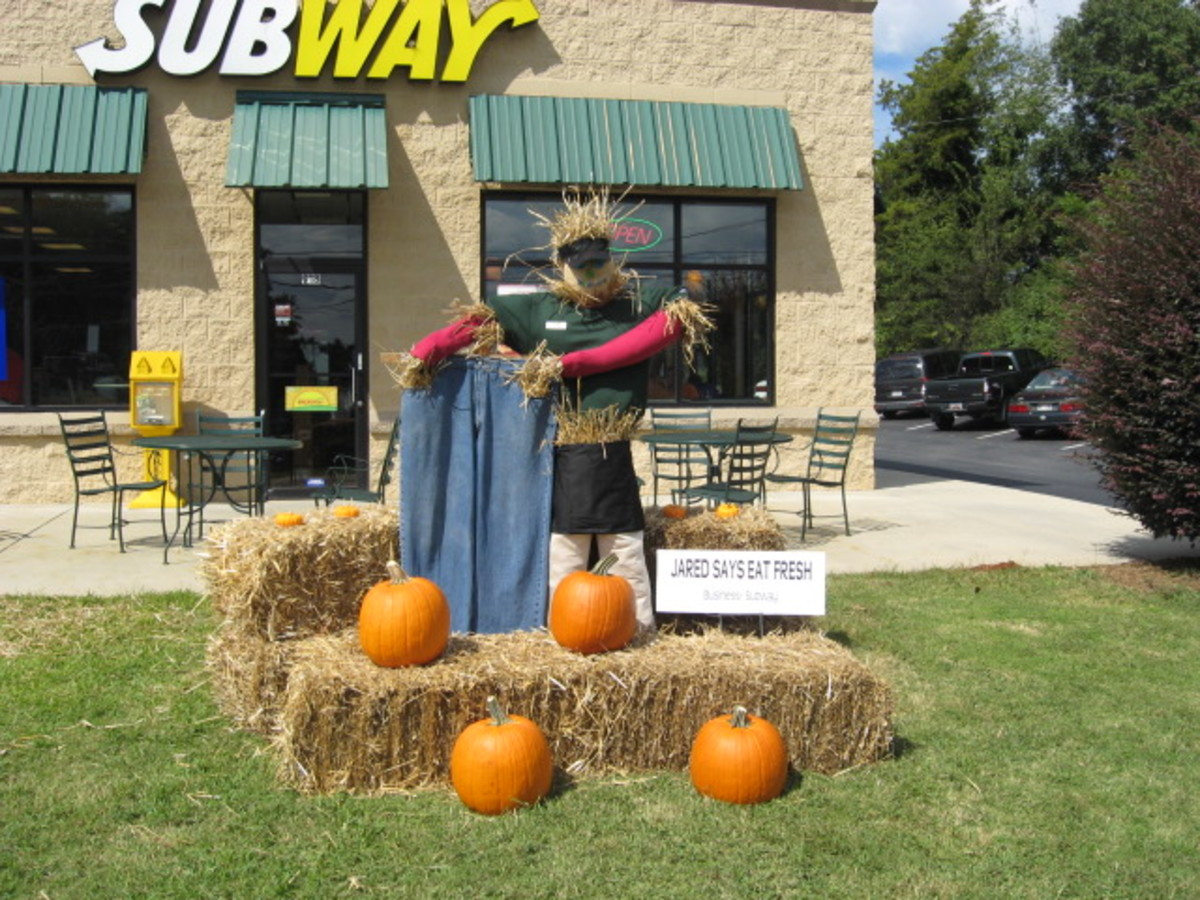 subway in pendleton sc